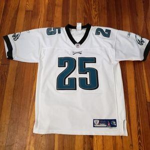 Philadelphia Eagles LeSean McCoy #25 Reebok Size L